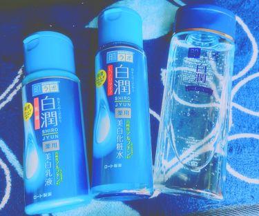 肌ラボ白潤薬用美白化粧水しっとりタイプ/肌ラボ/化粧水を使ったクチコミ(1枚目)