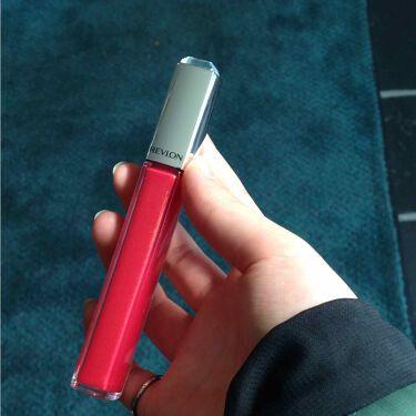 ウルトラ HD リップ ラッカー/REVLON(レブロン)/口紅を使ったクチコミ(1枚目)