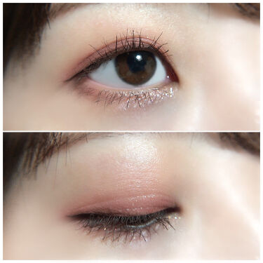 Be My First Eye Pallete/Milk Touch/パウダーアイシャドウを使ったクチコミ(4枚目)
