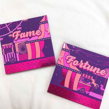 Fortune Palette/ColourPop/パウダーアイシャドウを使ったクチコミ(2枚目)