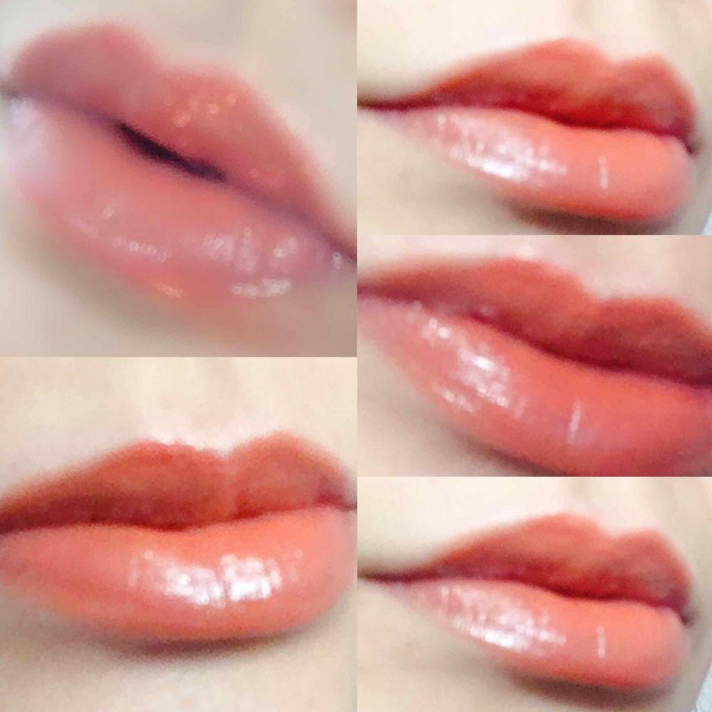 ステインリップラッカー/SUQQU/口紅を使ったクチコミ(3枚目)