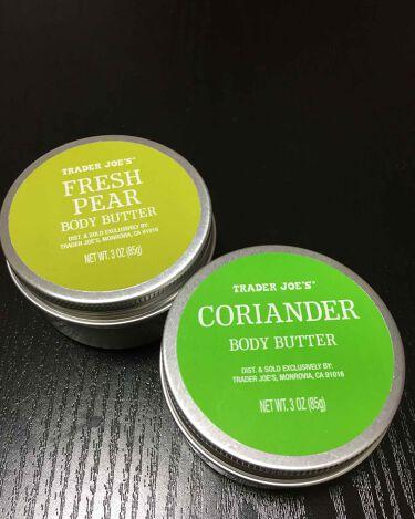 ココナッツボディーバター/トレーダー・ジョーズ (Trader Joe's)海外/ボディクリーム・オイルを使ったクチコミ(1枚目)