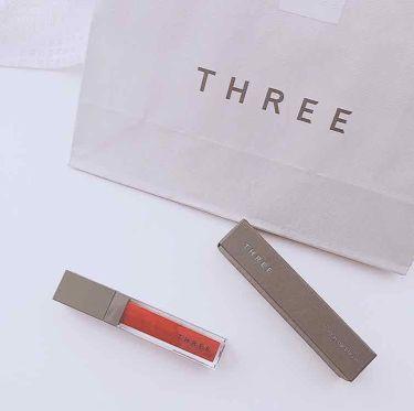 THREE シマリングリップ ジャムの新着クチコミ
