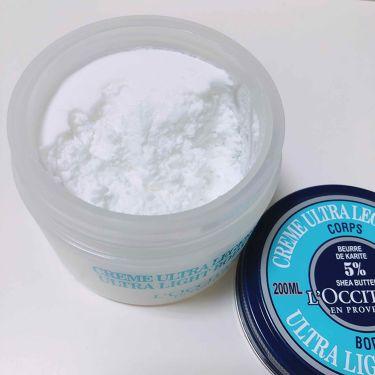 スノーシア ボディクリーム/L'OCCITANE/ボディクリームを使ったクチコミ(2枚目)