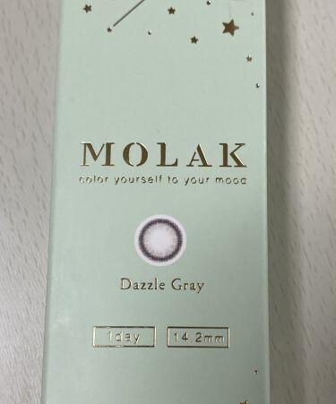 MOLAK 1day/MOLAK/カラーコンタクトレンズを使ったクチコミ(2枚目)