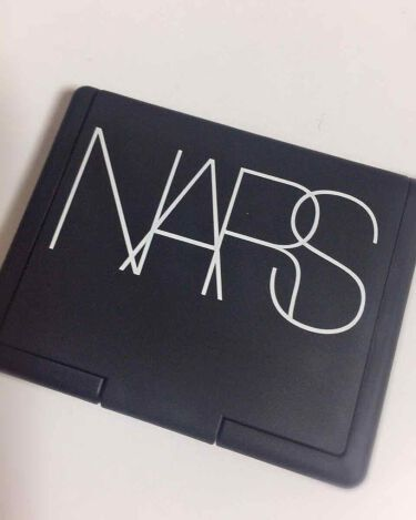 ブラッシュ/NARS/パウダーチークを使ったクチコミ(2枚目)