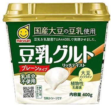 豆乳グルト マルサンアイ