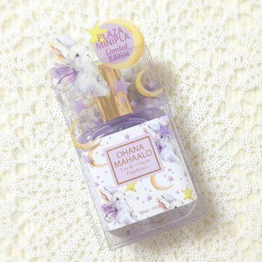 オハナ・マハロ オーデコロン <ポポロフア>/OHANA MAHAALO/香水(レディース)を使ったクチコミ(3枚目)
