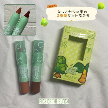 lip tint mini kit set/ColourPop/口紅を使ったクチコミ(2枚目)