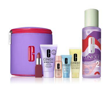 クラリファイング  ローション〈限定デザイン ボトル〉/CLINIQUE/化粧水を使ったクチコミ(2枚目)