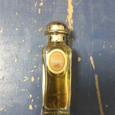カレーシュ/エルメス/香水(レディース)を使ったクチコミ(1枚目)