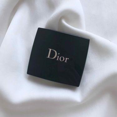 ディオールショウ モノ/Dior/パウダーアイシャドウを使ったクチコミ(2枚目)