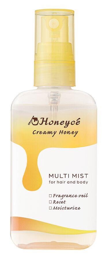 2021/8/3発売 Honeycé ハニーチェ マルチミスト