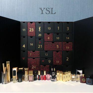 ノエル アドベント カレンダー/YVES SAINT LAURENT BEAUTE/その他キットセットを使ったクチコミ(1枚目)