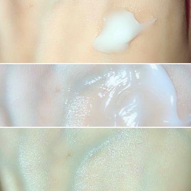 リンクルジェルクリーム N/なめらか本舗/オールインワン化粧品を使ったクチコミ(3枚目)