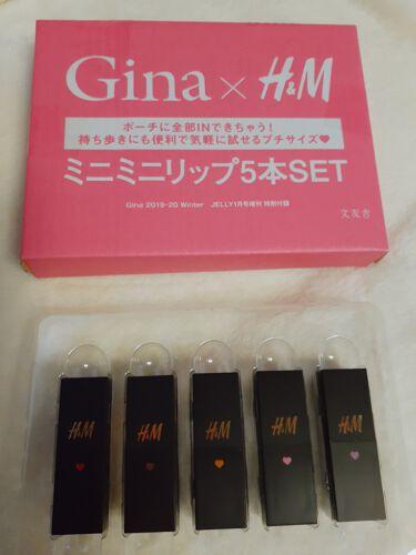 Gina 2019-20 Winter 付録/H&M/口紅を使ったクチコミ(2枚目)