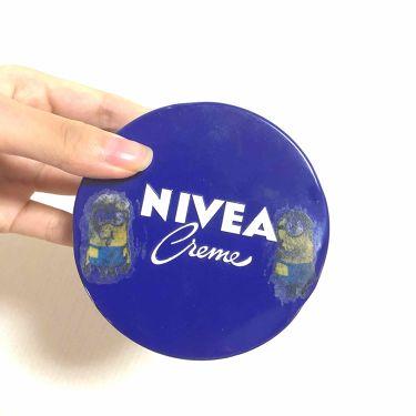 ニベアクリーム/ニベア/ボディクリーム・オイルを使ったクチコミ(1枚目)