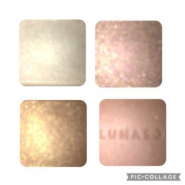 アイカラーレーション/LUNASOL/パウダーアイシャドウを使ったクチコミ(3枚目)