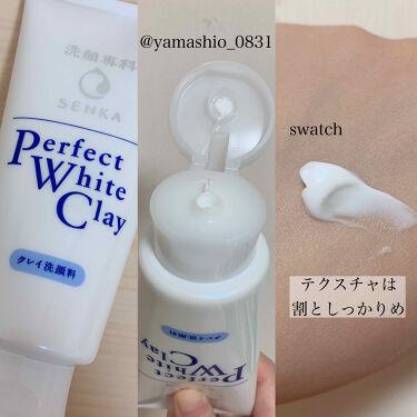 パーフェクト ホワイトクレイ/専科/洗顔フォームを使ったクチコミ(2枚目)