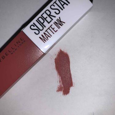 SPステイ マットインク/MAYBELLINE NEW YORK/口紅を使ったクチコミ(1枚目)