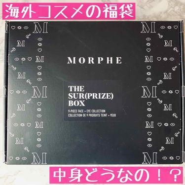morphe/Morphe/メイクアップキットを使ったクチコミ(1枚目)