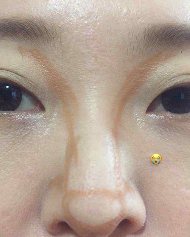 マイクロコントゥアーデュオペンシル/NYX Professional Makeup/リップライナーを使ったクチコミ(3枚目)
