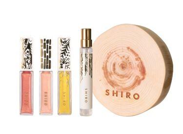 2020/11/12発売 SHIRO ホリデー フェイバリット コフレ