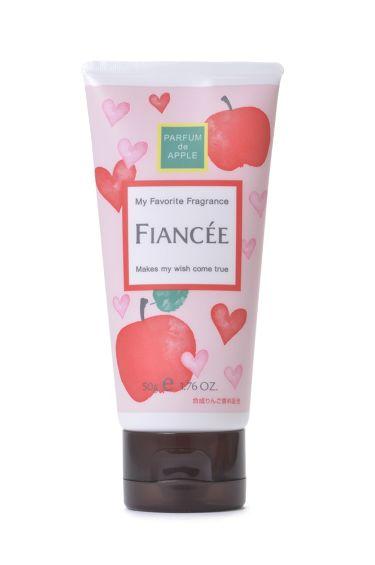 ハンドクリーム 恋りんごの香り フィアンセ