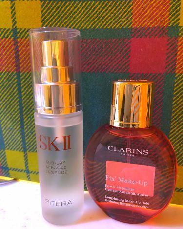 ミッド-デイ ミラクル エッセンス/SK-II/ミスト状化粧水を使ったクチコミ(1枚目)