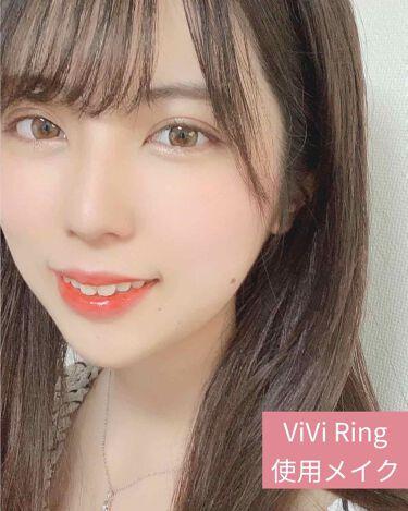 ViViRing  1day (ビビリング  1day)/POPLENS/カラーコンタクトレンズを使ったクチコミ(3枚目)