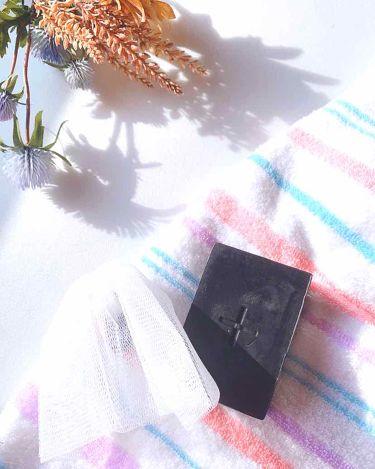 プラスソープHQ/プラスキレイ/洗顔石鹸を使ったクチコミ(3枚目)