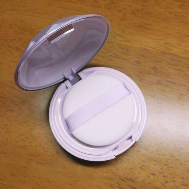 パラソーラ イルミスキン フェイスパウダー UV/パラソーラ/プレストパウダーを使ったクチコミ(3枚目)