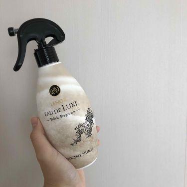 レノアオードリュクスミスト イノセントニュアジュの香り/レノア/その他を使ったクチコミ(2枚目)