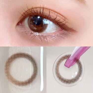 キッチュリング(Kitsch Ring)/OLOLA/カラーコンタクトレンズを使ったクチコミ(2枚目)