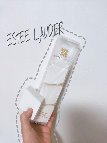 スーパー プロフェッショナル メークアップ スポンジ/ESTEE LAUDER/パフ・スポンジを使ったクチコミ(1枚目)