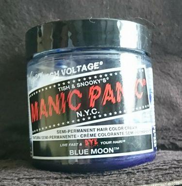 ヘアカラークリーム/マニックパニック/ヘアカラー・白髪染め・ブリーチを使ったクチコミ(1枚目)