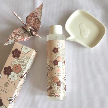 つむぎプラセンタ化粧水/つむぎコスメ/化粧水を使ったクチコミ(1枚目)
