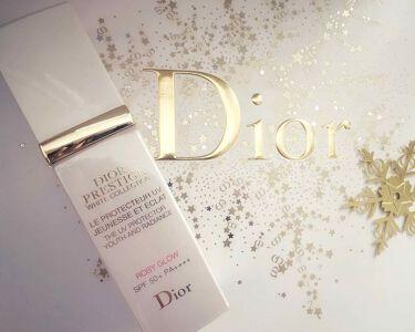 プレステージ ホワイト ル プロテクター UV SPF50+/PA++++/Dior/化粧下地を使ったクチコミ(1枚目)
