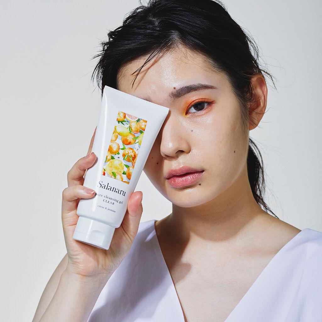 【9月新登場】新スキンケアブランド Salanaruのクレンジングジェルを300名様に!(1枚目)