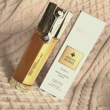 アベイユ ロイヤル ダブルR セロム/GUERLAIN/美容液を使ったクチコミ(1枚目)