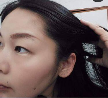 【画像付きクチコミ】【ビタミンCの力で生え続けるサイクルに】#ビタブリットCシリーズの美容液に惚れて5ヶ月。次は#ビタブリットc12ヘアートニックセットEXを試してみました。元々、猫っ毛でボリュームが少なく、夕方の頭皮の臭いが気になっていました。ビタミン...