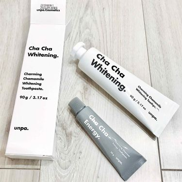 Cha Cha Whitening/その他/歯磨き粉を使ったクチコミ(1枚目)