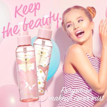 オハナ・マハロ フレグランス メイクアップカバーミスト ピカケ アウリィ 〈仕上げ用保湿ミスト〉/OHANA MAHAALO/ミスト状化粧水を使ったクチコミ(1枚目)