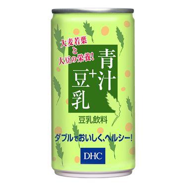 青汁+豆乳 DHC