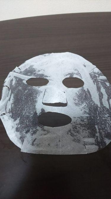 プリュ セリルリファインパワーマスク/プリュ/シートマスク・パックを使ったクチコミ(3枚目)