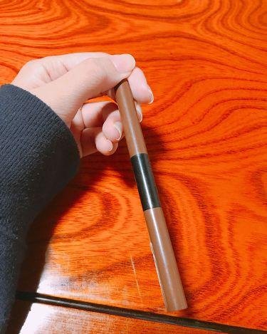 ウォーターストロング Wアイブロウ (ジェルペンシル&パウダー)/ブロウラッシュ/パウダーアイブロウを使ったクチコミ(1枚目)