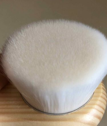 ごくやわ洗顔ブラシ/DAISO/その他スキンケアグッズを使ったクチコミ(2枚目)