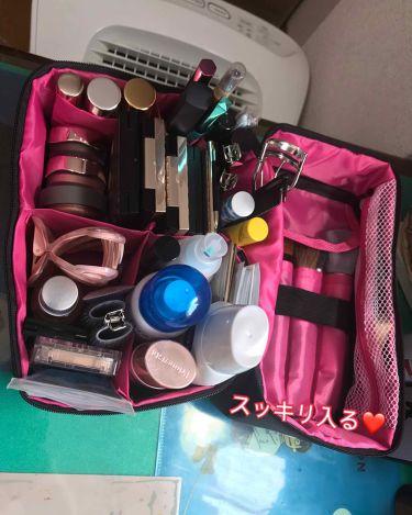 NMB48吉田朱里プロデュースオールインワンBIGメイクポーチ/主婦の友社/その他を使ったクチコミ(3枚目)