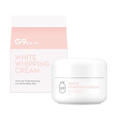 WHITE WHIPPING CREAM(ウユクリーム) ホワイト