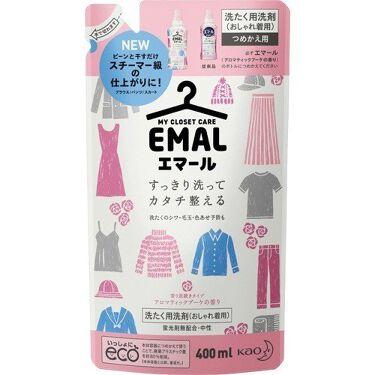 エマール アロマティックブーケの香り 400ml(つめかえ用)